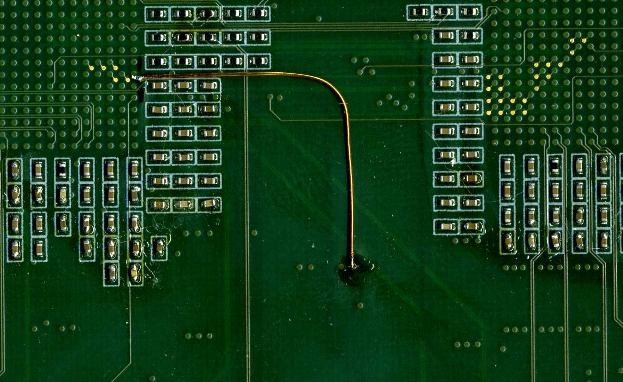 MDC Optical Addon Patch: Temperature Sensor to FPGA1
